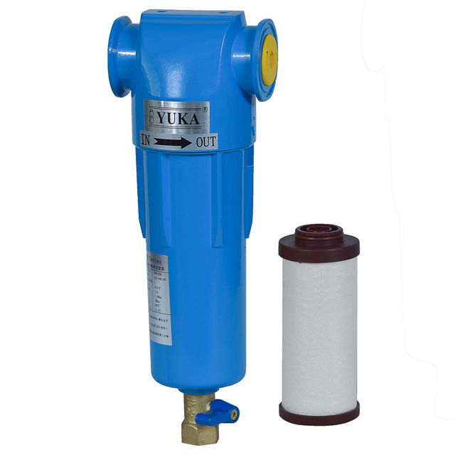 "1.0m³/min YF-B010 RC1/2"" Working Pressure Up To 1.6Mpa Compressed Air Filter"